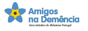 Logotipo Campanha Amigos na Demência